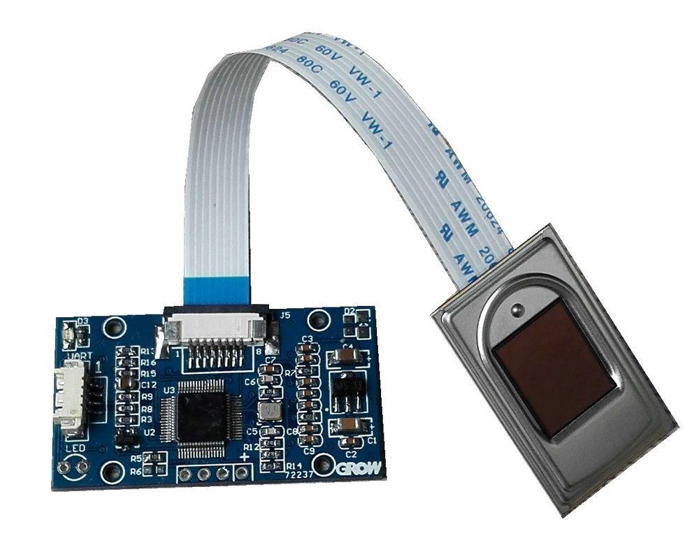 R306 Capacitif Lecteur D'empreintes Digitales/Module/Capteur/Scanner FPC1011F3