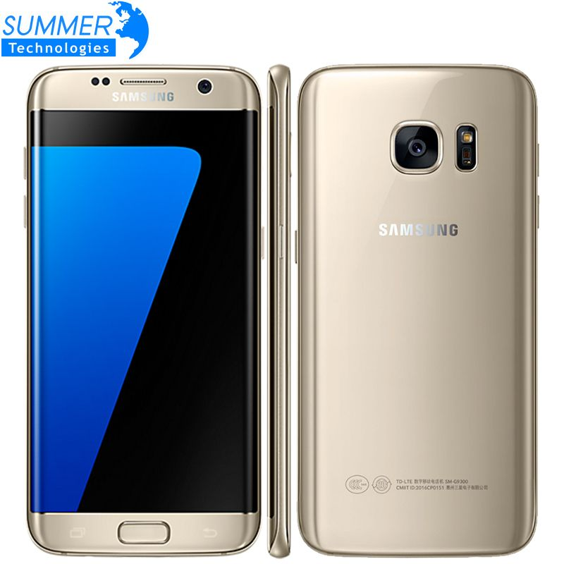 Original Samsung Galaxy S7 Android Mobile Phone G930V Quad Core 4GB RAM 32GB ROM 5.1 Inch NFC GPS 12MP 4G LTE SmartPhone