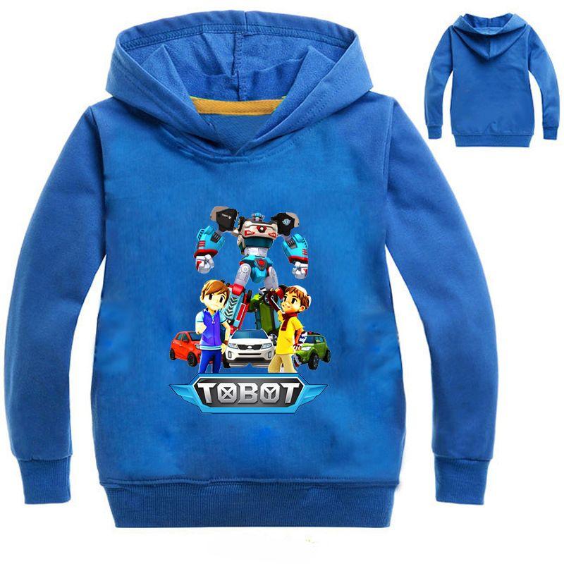 Z & Y 3-16years Демисезонный Куртка для маленьких мальчиков пальто робот ТОБОТ одежда Обувь для мальчиков Толстовки и толстовка casaco Menino Inverno n7668