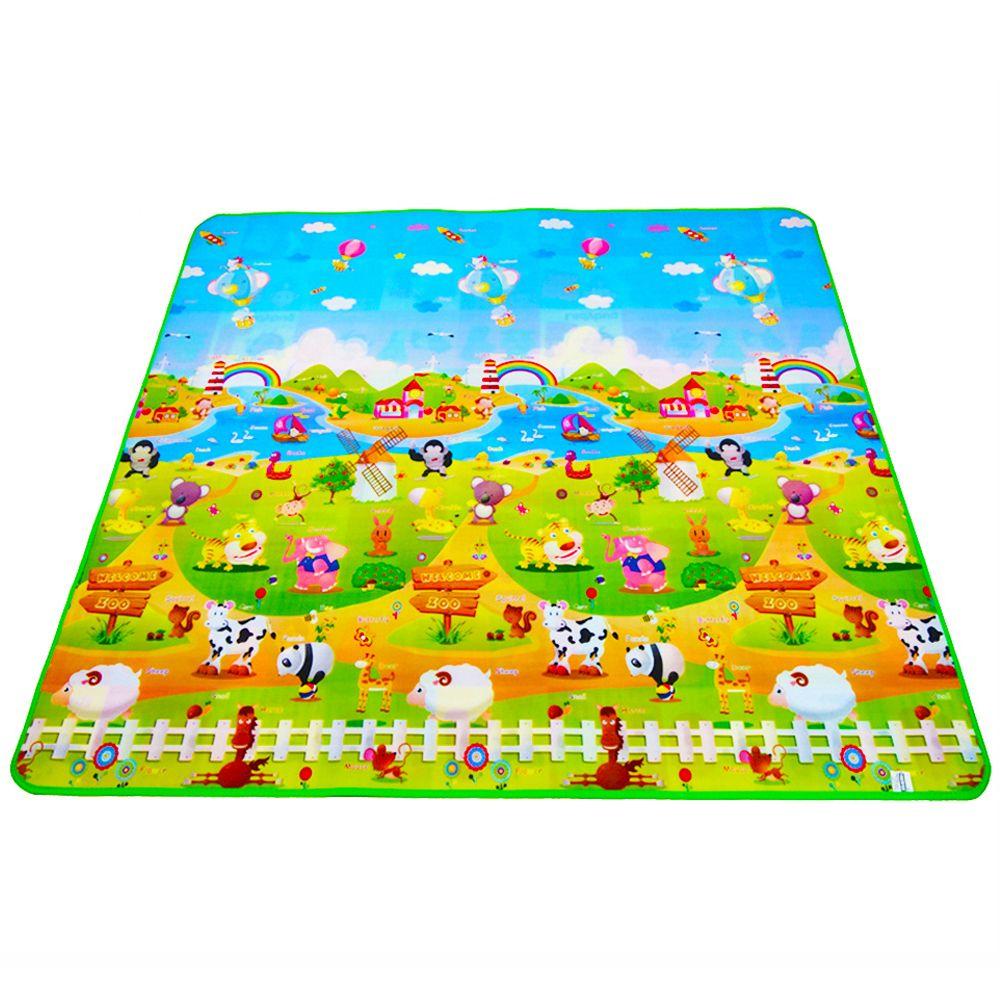 Tapis de jeu bébé pour enfants tapis jouets pour enfants tapis enfants développement tapis en caoutchouc tapis de jeu Eva mousse Puzzles tapis livraison directe