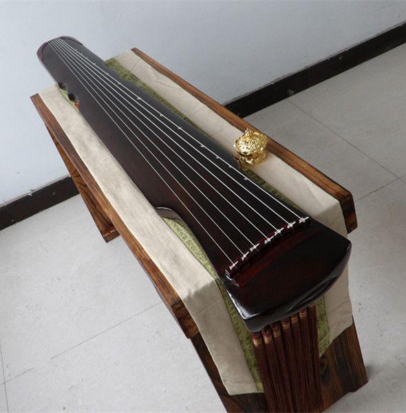2019 arbitrage paulownia guqinFeatured verschiffen Paulownia Fuxi Guqin stil, anfänger bevorzugt, Chinese folk instrumente