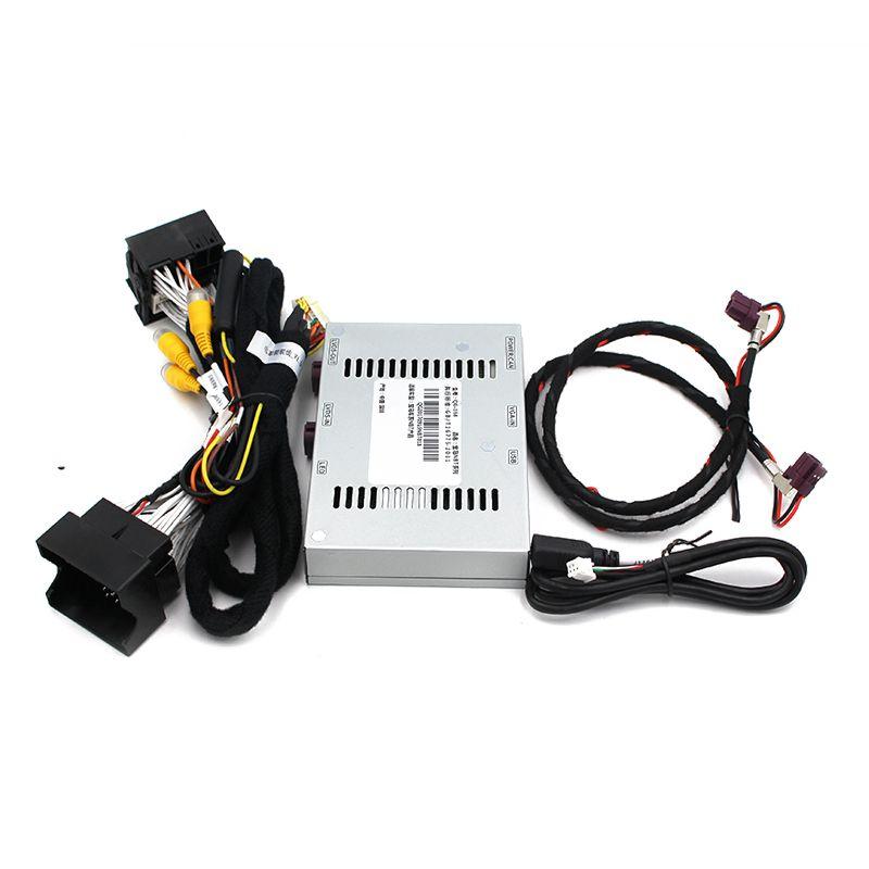 Reversing camera Interface module for BMW 1/2/3/4/5/7series X3 X4 X5 X6 MINI with NBT system with Carplay Box