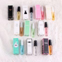 Sexy mujer mujeres Parfum Perfume con feromonas colonia fragancia duradera para las mujeres y los hombres desodorante sudor 3 ml