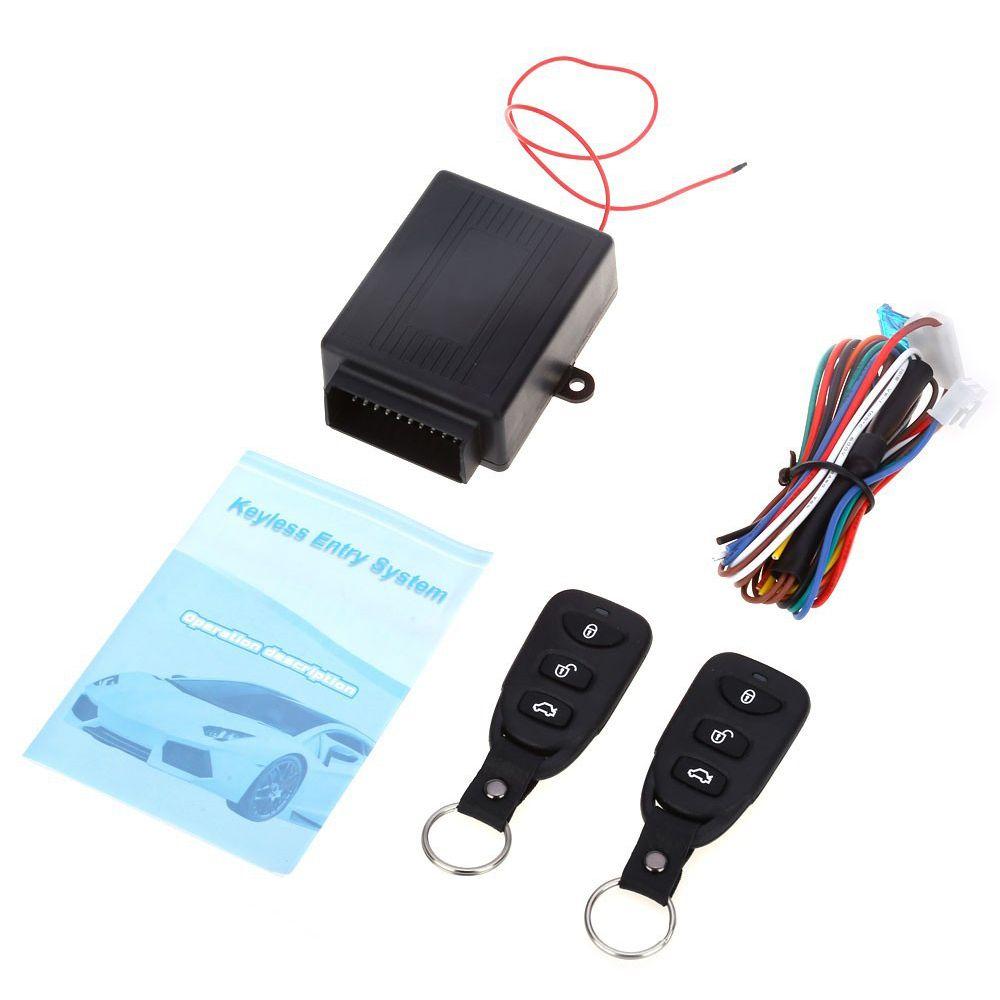 Универсальный автомобильный сигнал Системы S удаленному центральному комплект замок Авто Автозапуск Системы с Дистанционное управление д...