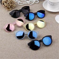 Ywjanp 2018 Fashion Merek Anak-anak Kacamata Hitam Kacamata Hitam Anti UV Bayi Sun-Shading Kacamata untuk Anak Laki-laki dan Perempuan Kacamata UV400