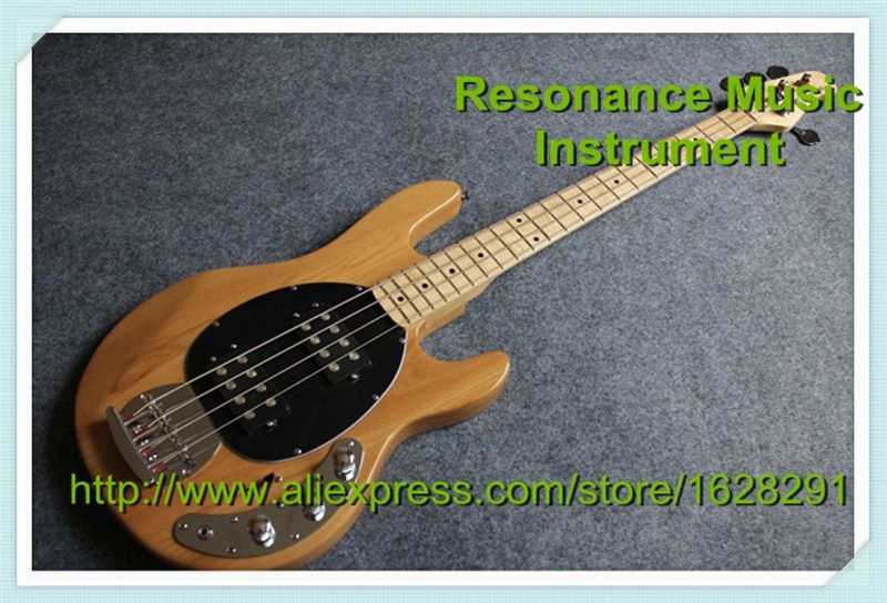 100% Real Pictures Music man Musicman Bass Guitar 4 Strings In Stock For Sale