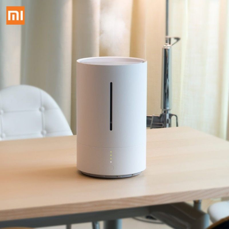 Xiaomi 3.5L Capacity Smart Cool mist Bedroom House Air Humidifier UV Light Germicidal lamp Anti Bacteria Diffuser Humidifier