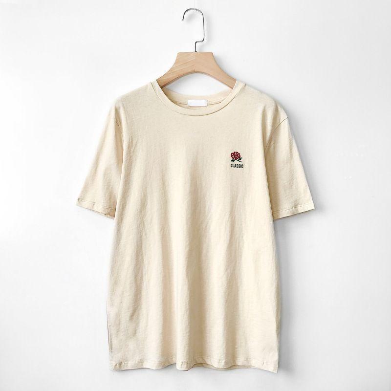 Hot Style Pineapple Print Tees Short Sleeve T-shirt Women t shirt Summer Cotton t-shirt Women Tops Causal t-shirts AB01-04