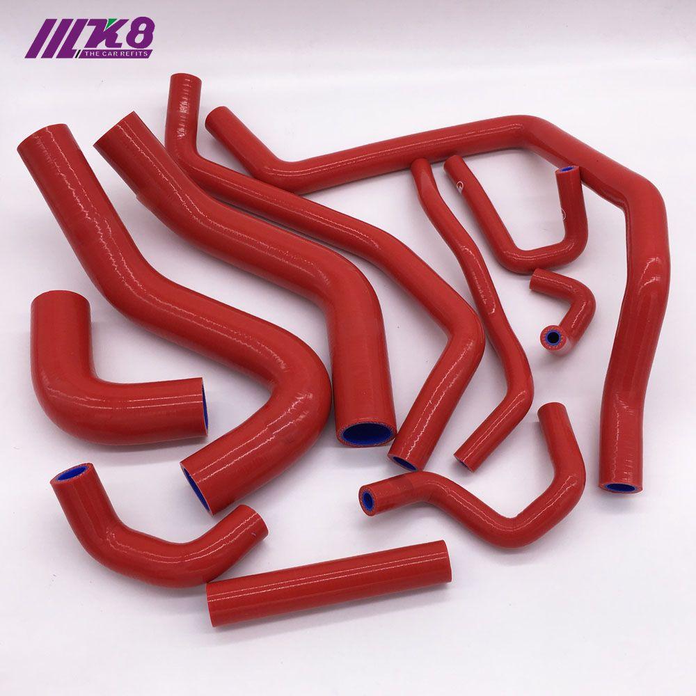 K8 Silicone Induction Intake Hose kit Fit for Suzuki SPORT Swift 1.5 M15 M16 MK4