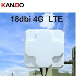 18dbi 697-2700 Mhz extérieure 3G 4G 2G antenne pour routeur 4G LTE antenne 4G routeur antenne panneau directionnelle antenne ok SMA connecto