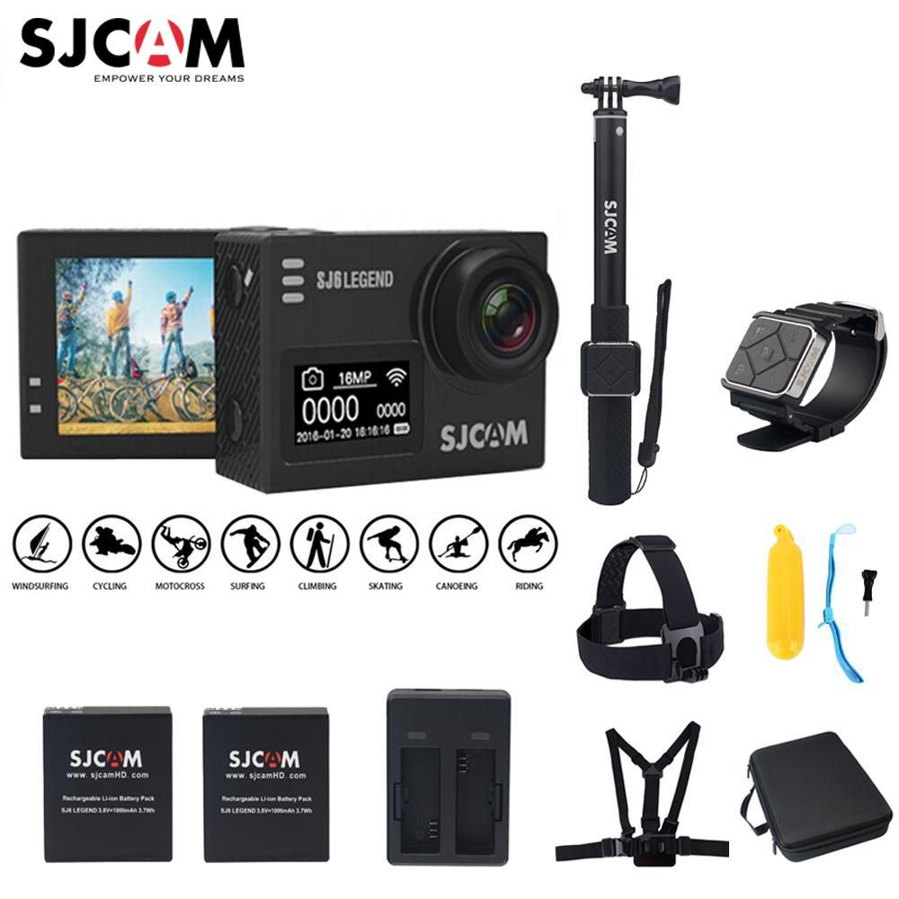 100% Original SJCAM SJ6 LEGEND 2.0