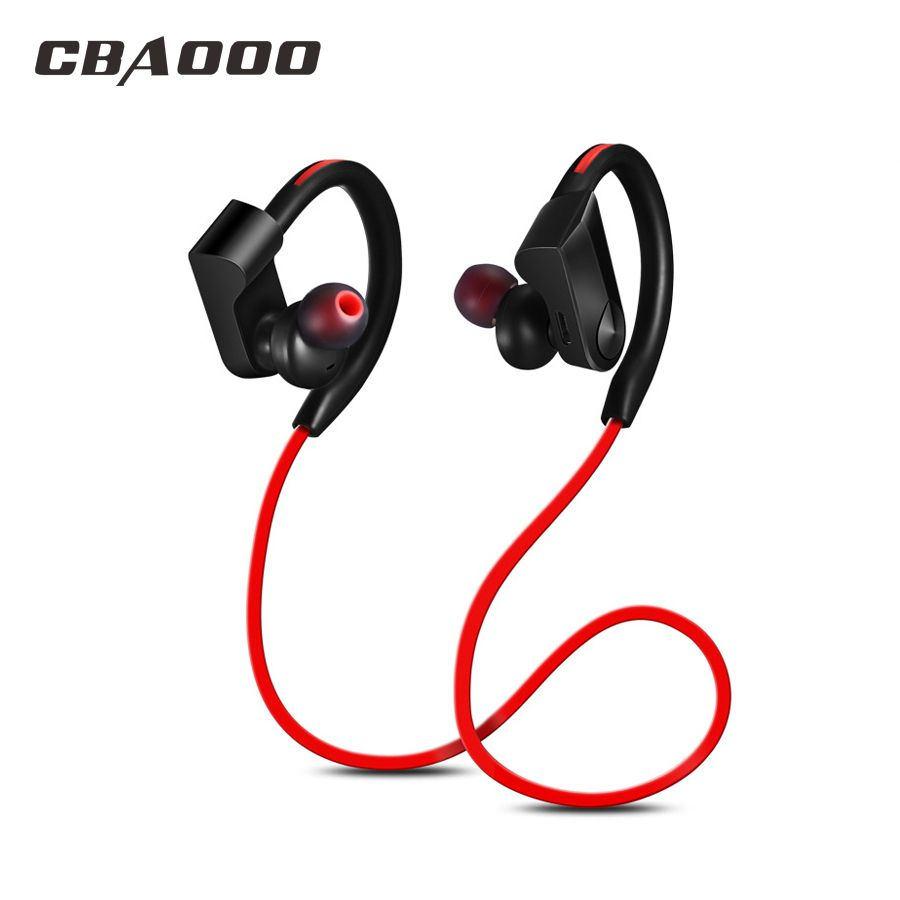 Bluetooth Earphone With Mic Wireless Headphone Bluetooth Sport Headset Running Earbuds For Earpods Airpods