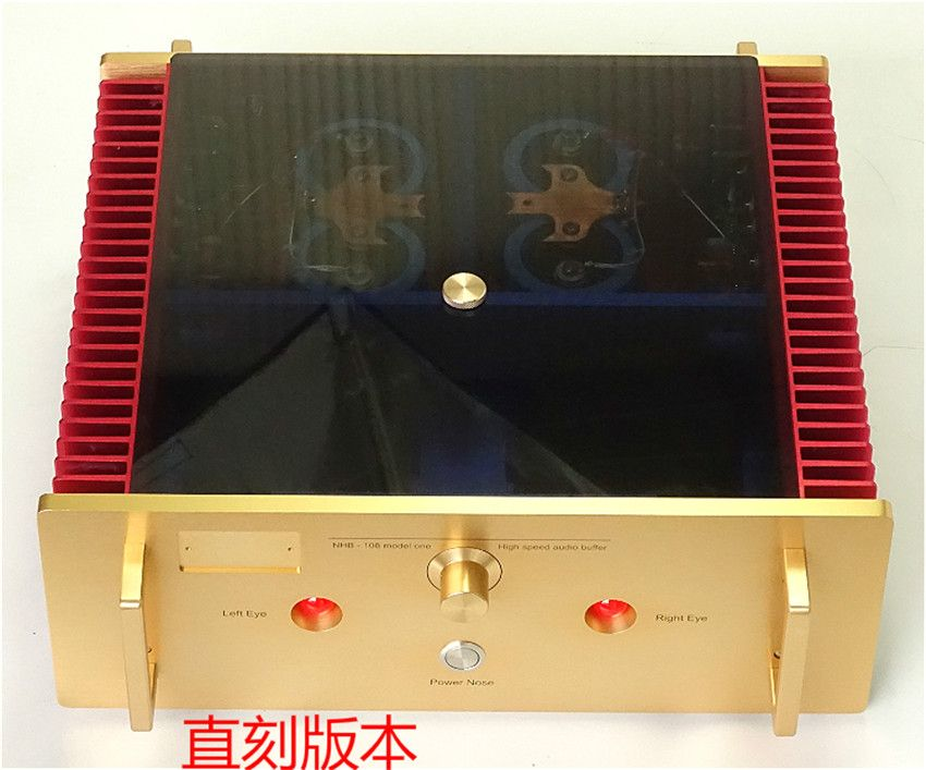 Best Sound Keine Negative Rückgespräch Studie/Kopie Dartzeel NHB108 Leistungsverstärker amp 200 Watt * 2 OFC Super reine Cooper Transformator