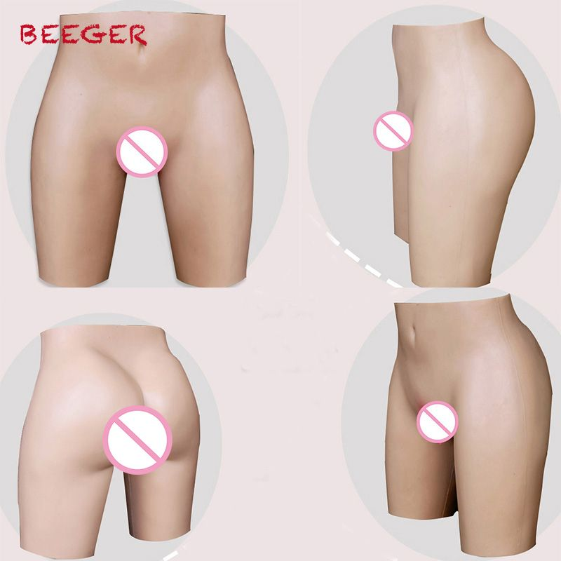 Transformation girdle, Cross dressing pant, Top quality silicone vagina crossdresser, artificial vagina real pussy anus
