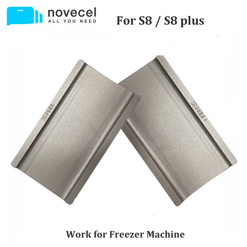 Novecel Separate Mold working with freezer for Samsung Note 8 / S8 / s8+ / S7 edge / s6 edge / s6 edge plus G950 freezer molds