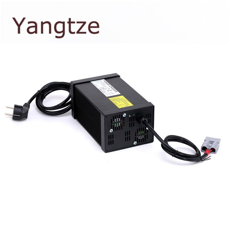 Yangtze 84V 10A 9A 8A Lithium Battery Charger For 72V Ebike E-bike Li-Ion Lipo Battery Pack AC DC Power Supply