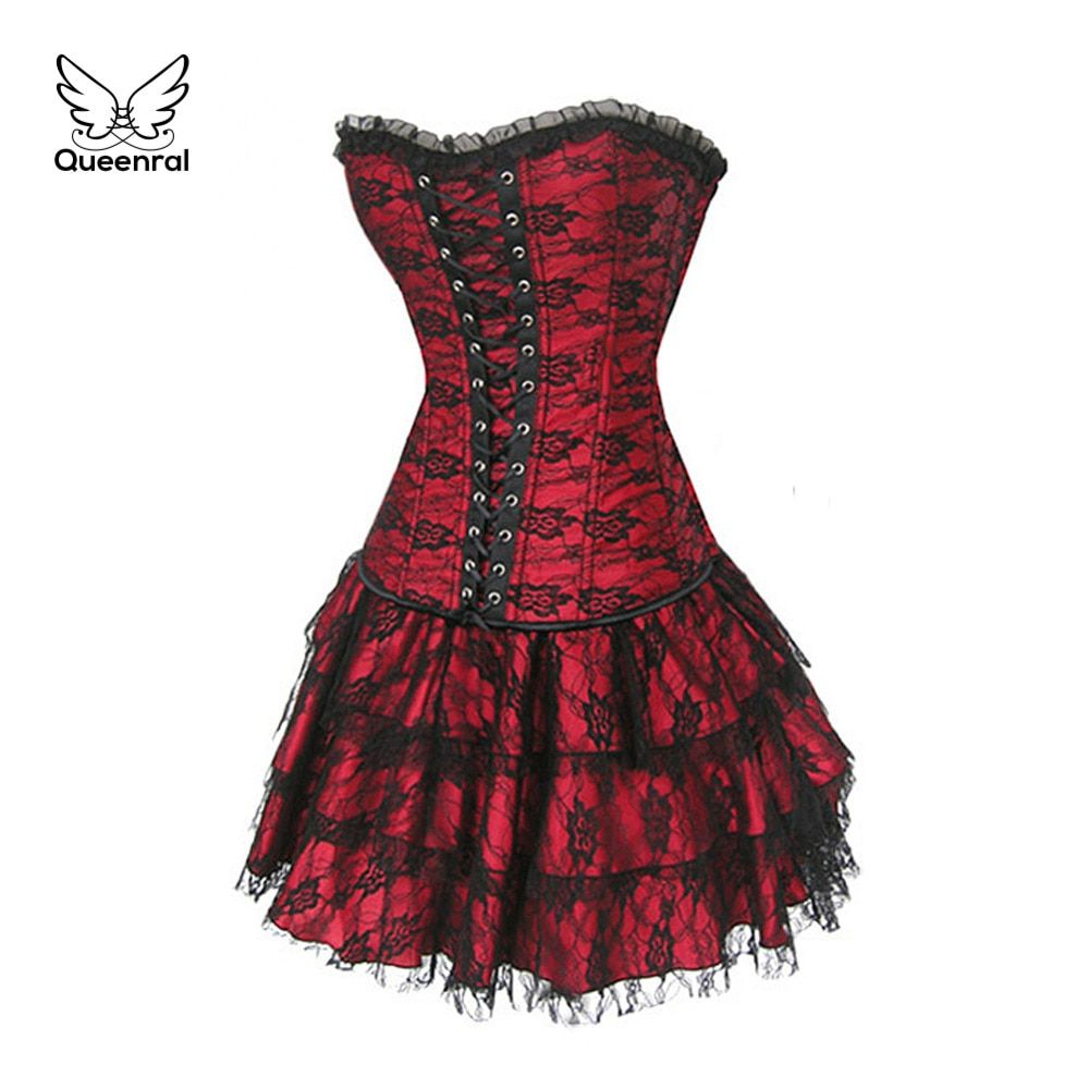 steampunk corselet waist trainer corsets gothic clothing waist trainer sexy lingerie corsets and bustiers slimming party women