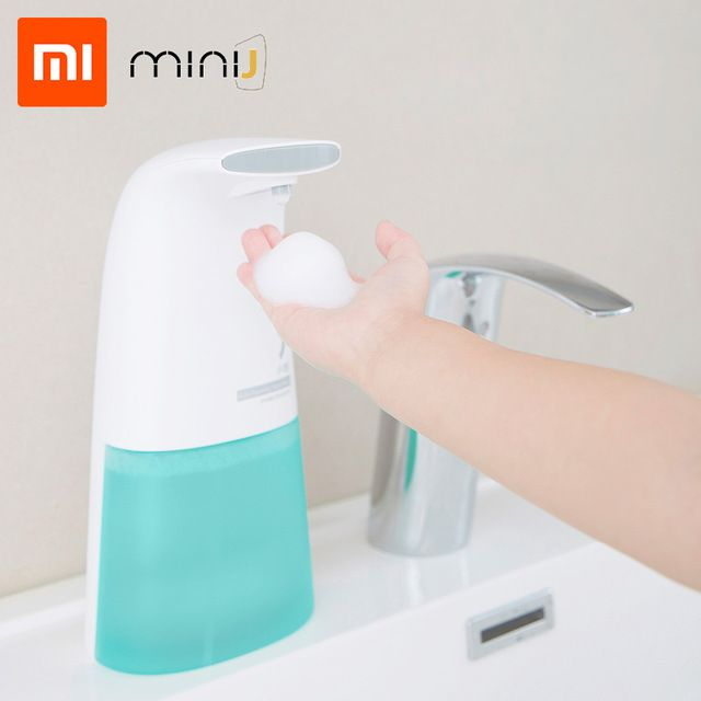 Xiaomi Ecological Brand MiniJ Auto Induction Foaming Hand smart Washer Wash 0.25s Infrared induction For Baby and Family