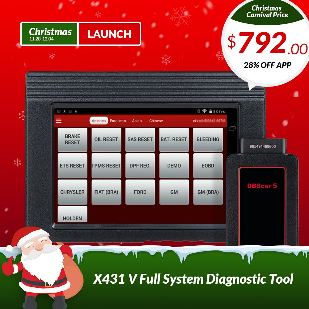 STARTEN X431 V 8 globale version voll ECU system diagnose scanner X-431 V obd2 Bluetooth/Wifi Scan tool verwendet in 200 + ländern