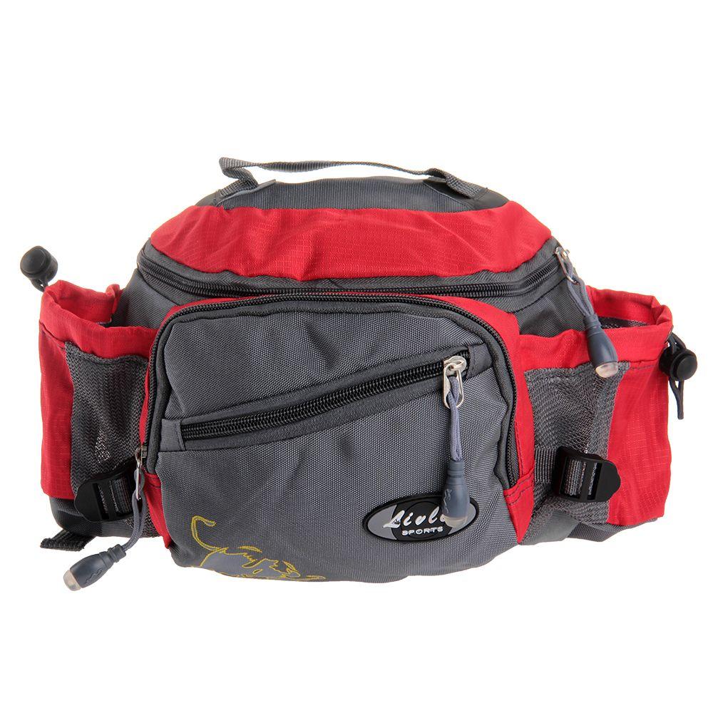 TOMOUNT sac de taille en plein air sport multi-fonction Bum sac pêche cyclisme voyage Camping randonnée sac de taille Pack sacs
