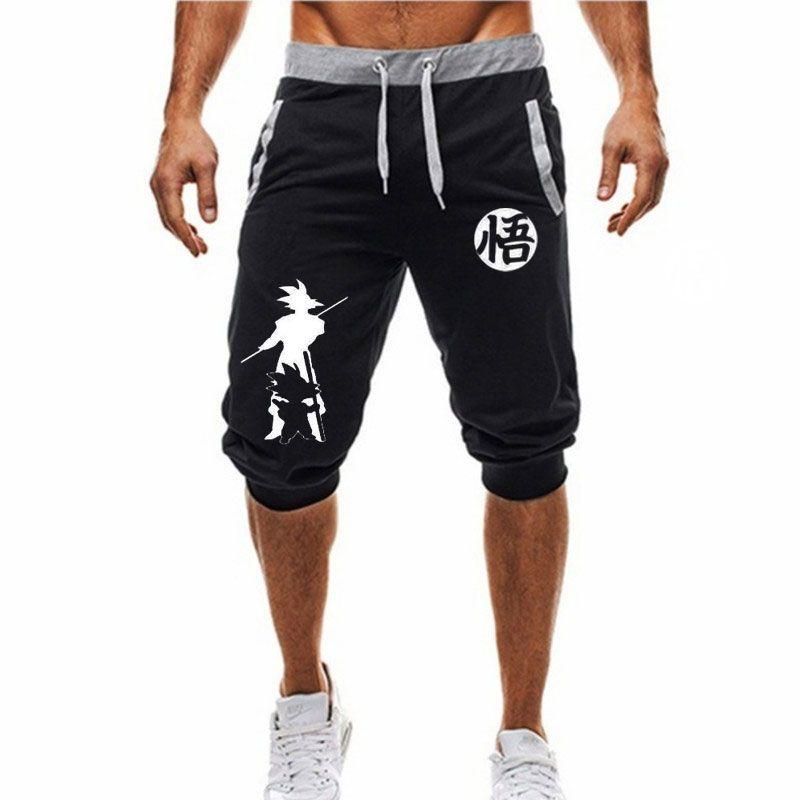 Été Shorts décontracté Fitness survêtement Shorts Homme confortable court pantalon mâle genou longueur Boardshorts 2019 nouvelle mode