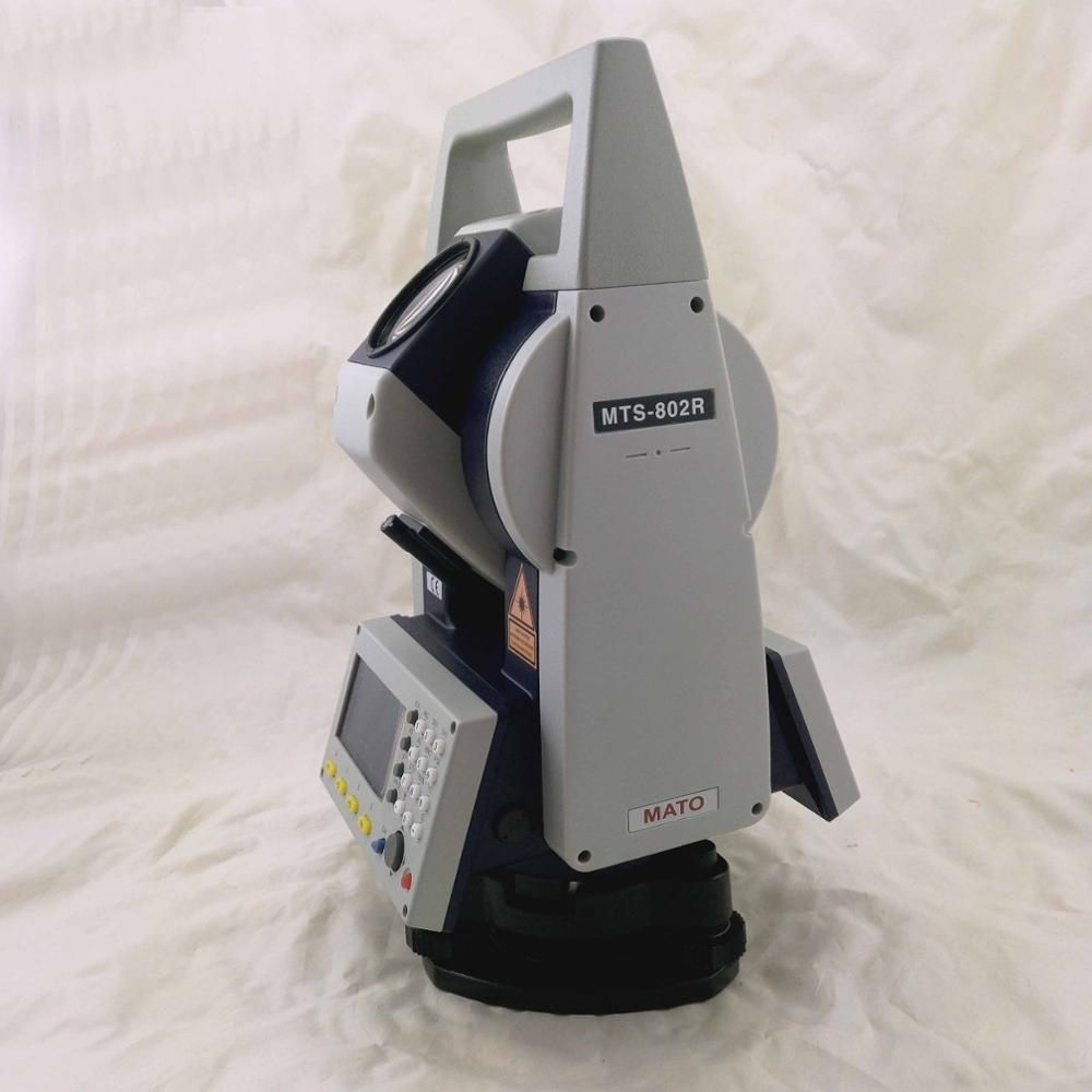 Mato MTS-802R with Reflectorless Total Station