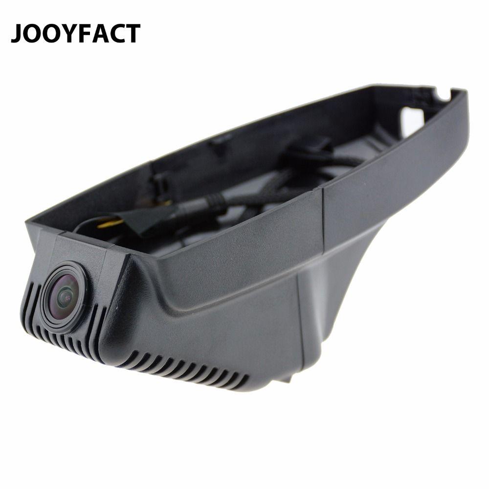 JOOYFACT A1 Car DVR Registrator Dash Cam Digital Video Recorder Night 1080P Novatek 96658 IMX 323 WiFi for BMW F25 E46 E90