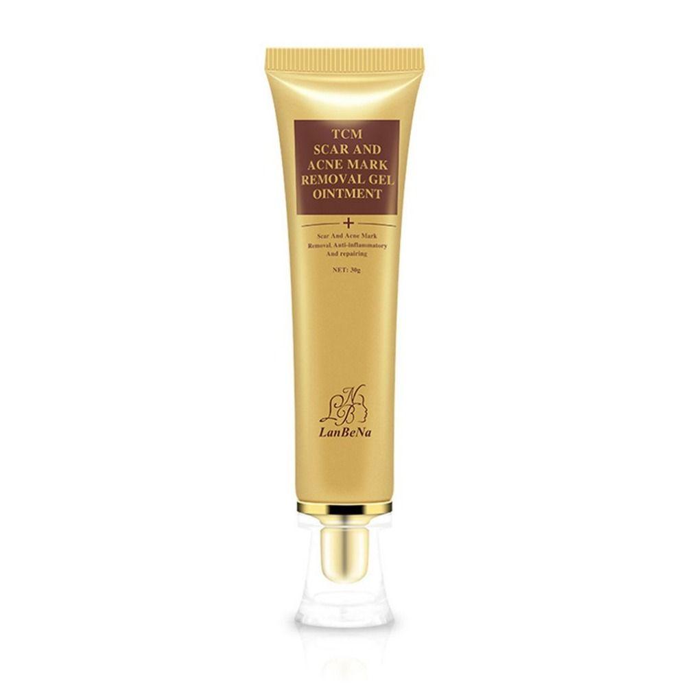 LANBENA Natürliche Organische Akne Narbe Entfernung Creme Haut Reparatur Bleaching Akne Spot Behandlung Bleichen Creme Pigmentierung Corrector