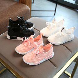 2018 г. Лидер продаж, детская обувь весна-осень, модная удобная дышащая Высококачественная Нескользящая детская спортивная обувь