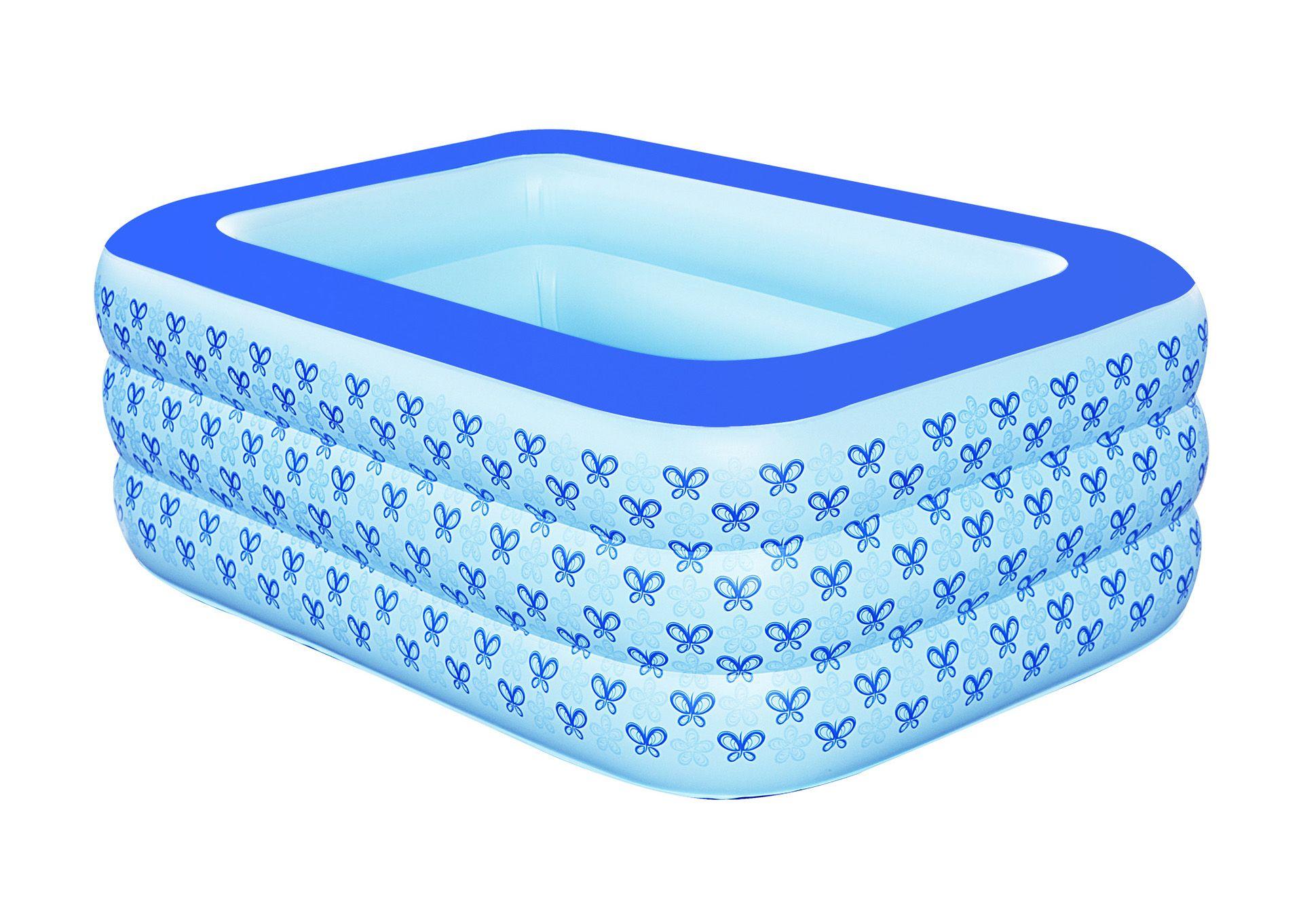 Neue familie aufblasbare badewanne verdickung isolierung baby pool bath barrel waschbecken, kunststoff eimer faltung