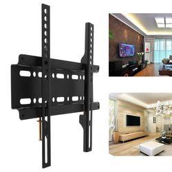 Universal TV Wall Mount Bracket TV Frame for 12-37 Inch LCD LED Monitor Flat Panel Plasma HDTV TV Stand Holder