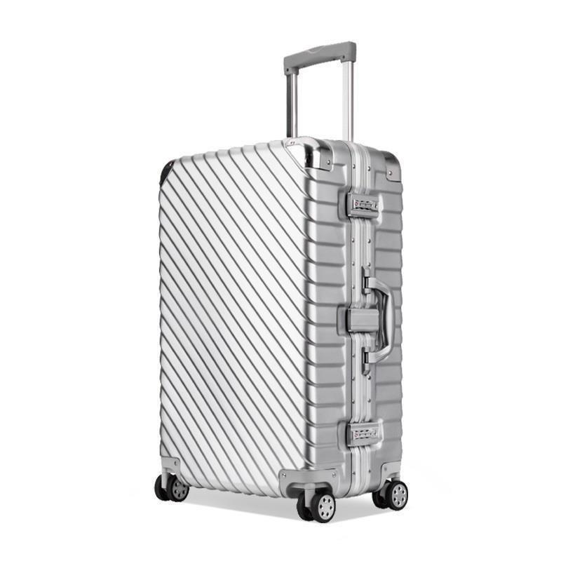 Walizka Turystyczna Y Bolsa Viaje Bag Bavul Aluminum Alloy Frame Trolley Valiz Maleta Koffer Suitcase Luggage 20