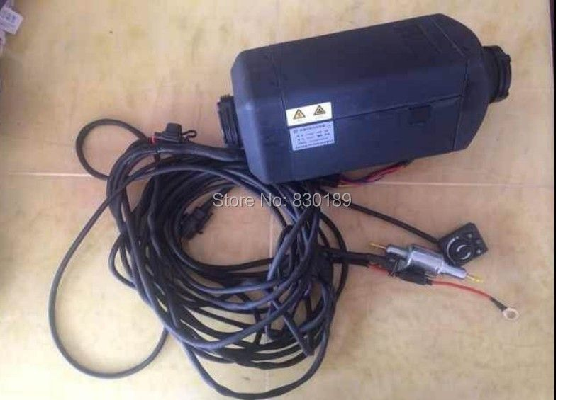 Economic 2KW 12V air parking heater for diesel car Van RV truck Bus Camper -similar with Webasto & eberspaecher.(not original)