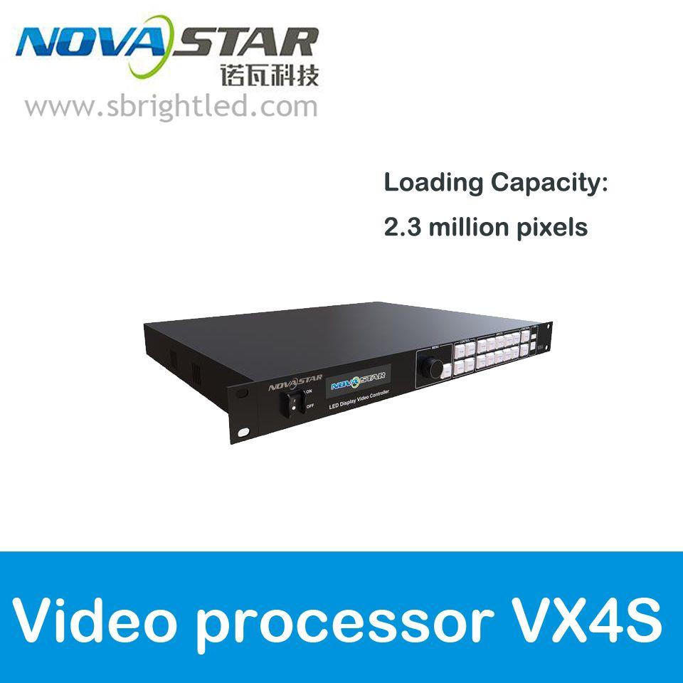 NOVASTAR VX4S videoprozessor All-in-1 mit integriertem sender für vollfarbe RGB led-anzeige bildschirm wand