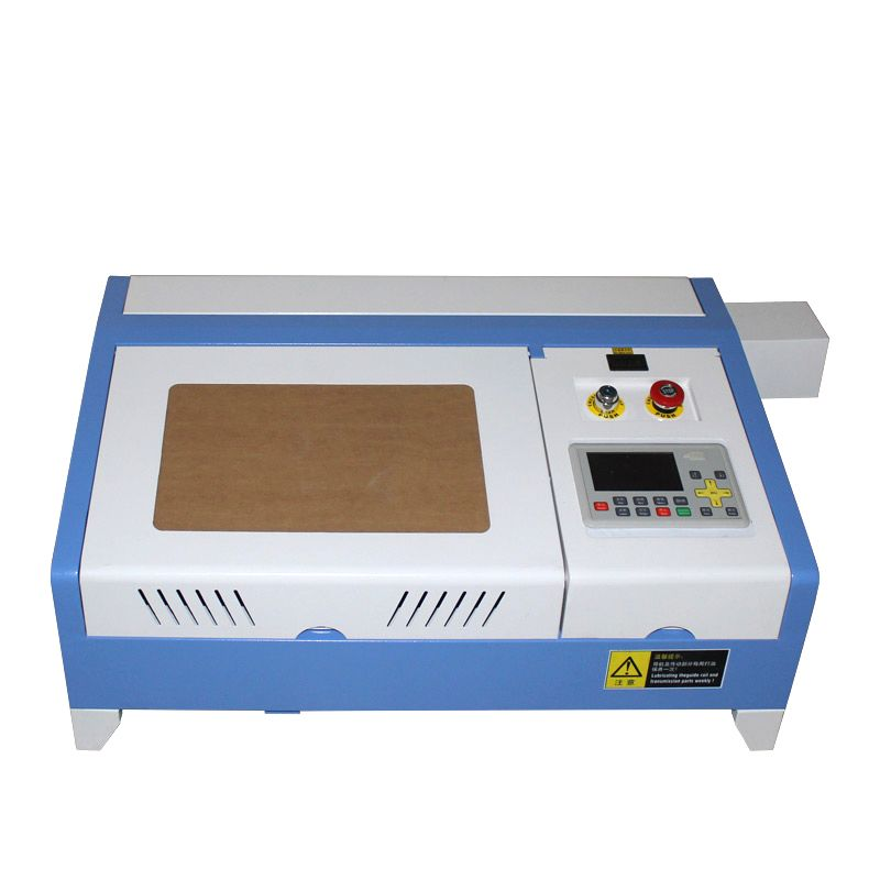 300X200mm working size CO2 laser engraving machine 3020 pro 50W mini engraver