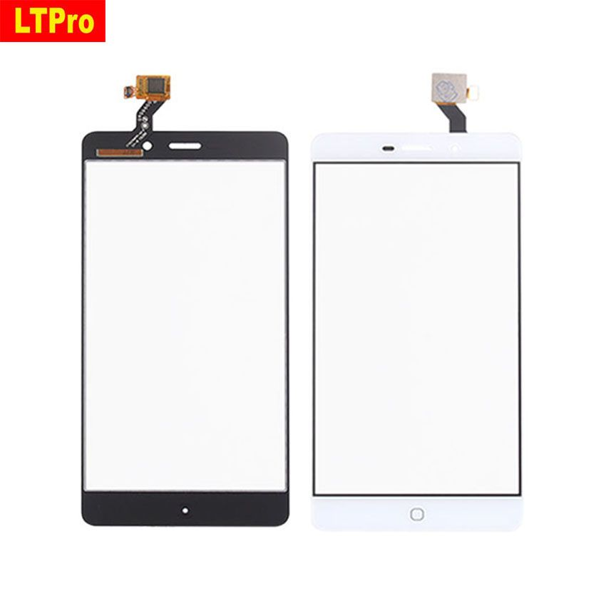 LTPro High Quality Tested Working Touch Screen Digitizer For Elephone P9000 Phone Glass Panel Sensor Replacement Parts