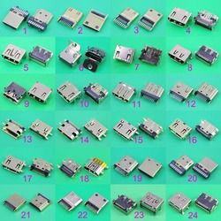 YuXi for HDMI Male Plate 19Pin Plug Wire Solder for DIY Connectors