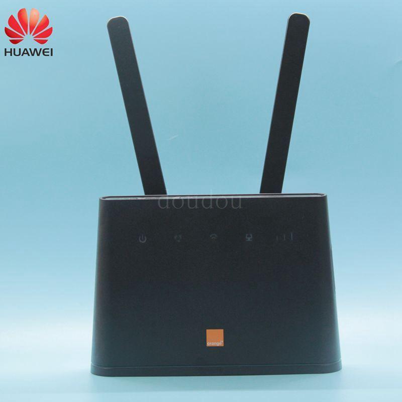Entsperrt Huawei B310 B310s-22 150 Mbps mit Antenne 4g LTE CPE WIRELESS WIFI ROUTER-Modem mit Sim Karte PK b593 B315
