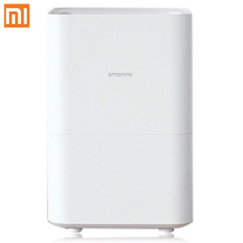 Original Xiaomi Smartmi Air Humidifier 2 Essential Oil Mijia APP Control 4L Capacity Air Conditioning Appliances For Home