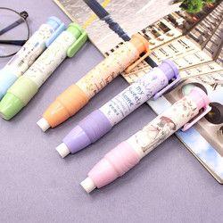 Papelería promocional Gomas de borrar combinación extraíble estilo lindo Gomas de borrar estudiante nueva escuela regalo de los niños material escolar