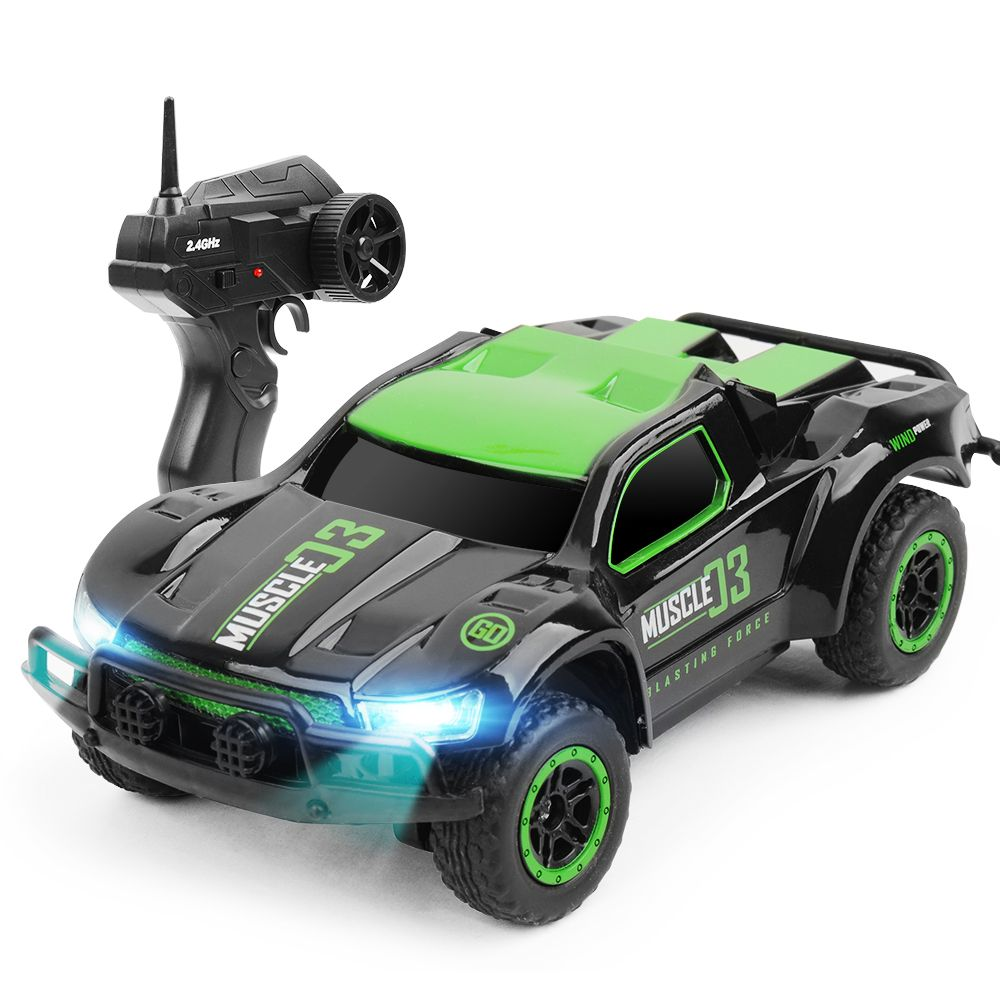 GizmoVine Mini RC Car 25KM/H High Speed 1:43 Car Radio Controled Machine RC truck 4CH Car Remote control Toys for children