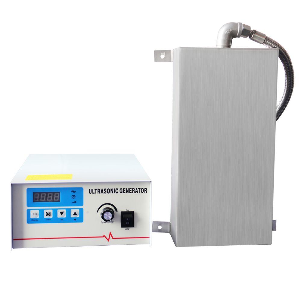 Protable Eingang Ultraschall Reiniger Schock Platte Auto Motor Teile Lager Platine DPF Vergaser Ultraschall Reinigung Maschine