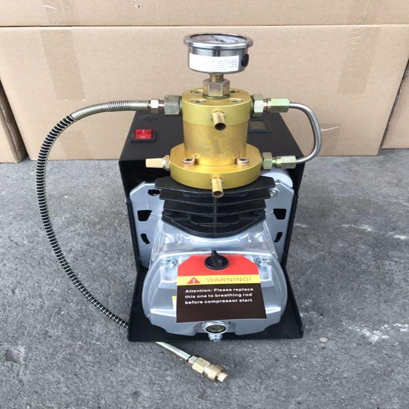 Pcp compressor portable compressor air compressor for air rifles paintball tank 310Bar 4500psi 110V 220V1pcs/lot