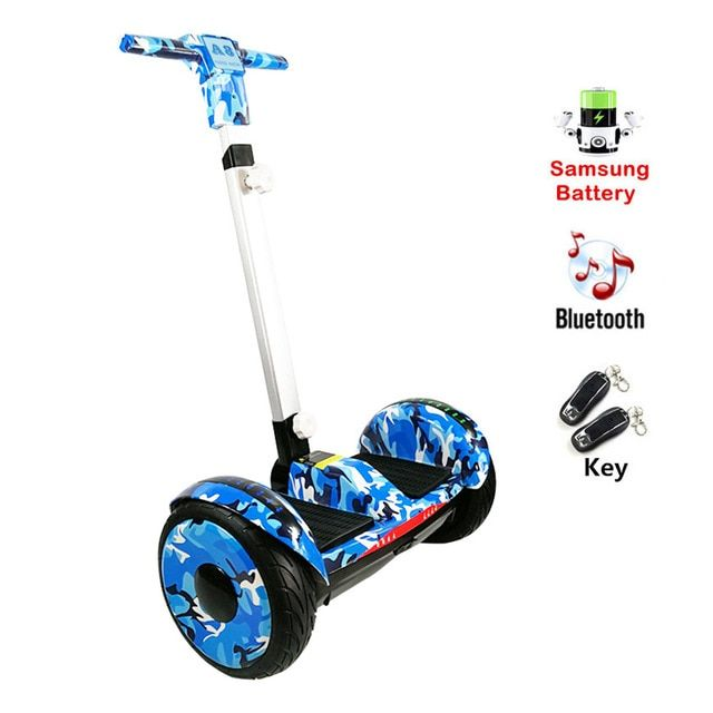 REBORN BORAD A8 hoverboard electric scooters Skateboard 10inch Hoverboard with handle Bluetooth Self Balancing Scooter for Kids