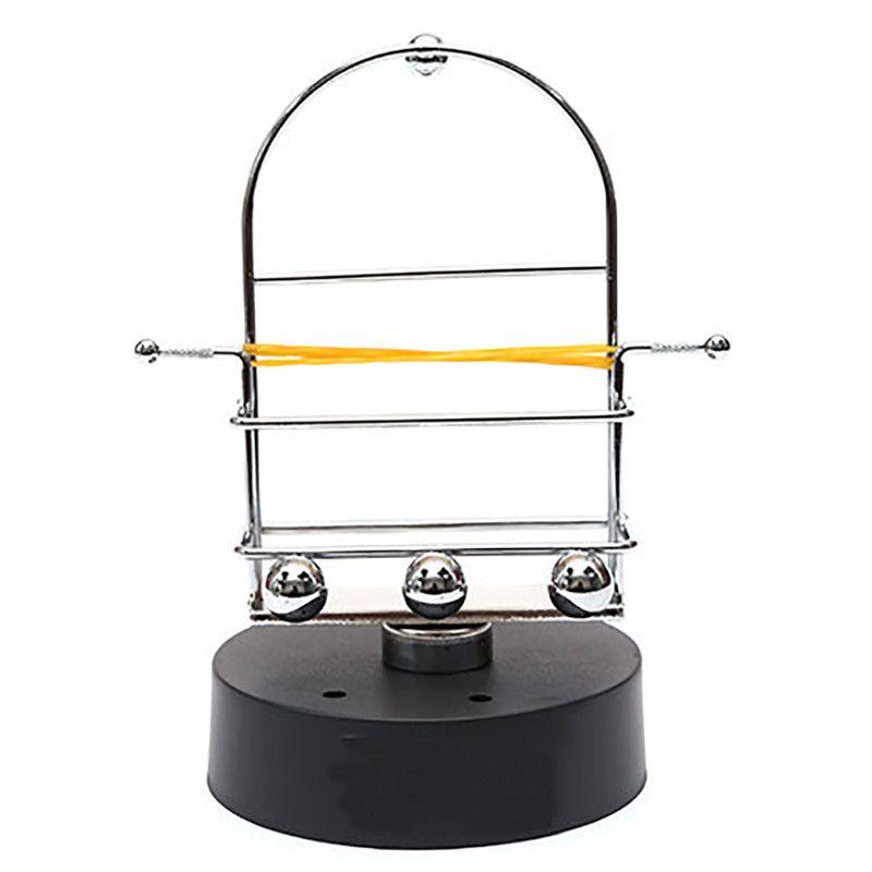 LUDA automatique marche Swing téléphone portable artefact podomètre brosse pas à pas Instrument éternel Newton Rocker artisanat ornements