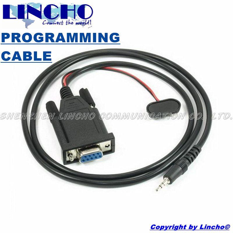 RS-232 two-way radio GP88S GP3188 GP3688 GP3689 GP2000 programming cable