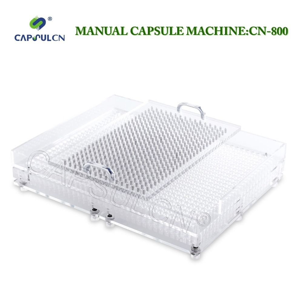 CapsulCN800 #0 Encapsulator/Manual capsule filler/Capsule Filling Machine/fillable Capsules Machine