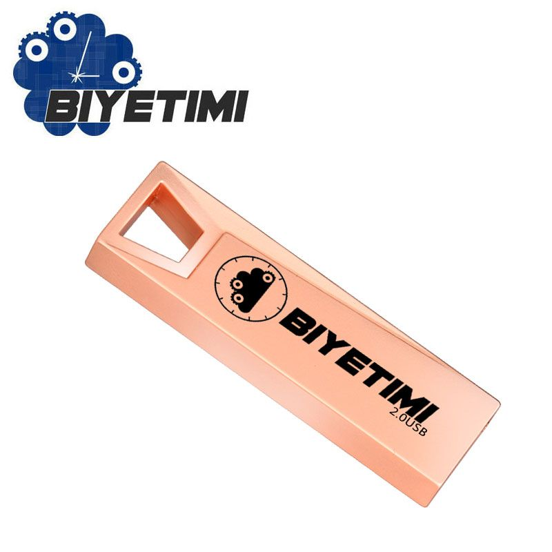 2016 BIYETIMI Usb-Sticks Reale Kapazität Bunten 8 GB 16 GB 32 GB 64 GB Speicher Usb Stick Pen-Stick Für Pc