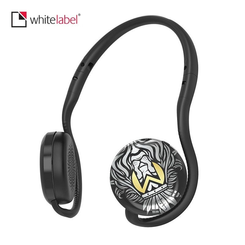 Whitelabel M200 Sport Headphones Bluetooth 4.1 Wireless Earphones Touch Control Headset  Earpieces With Microphone For Xiaomi