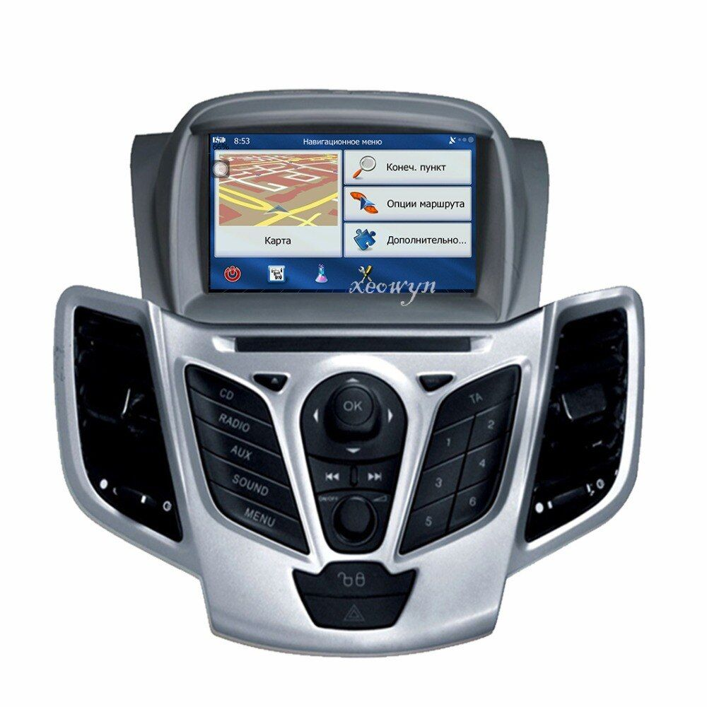Quad Core Android 6.0 Car DVD player GPS Navigation In-dash Stereo Radio for Ford Fiesta 2008 2009 2010 2012 2013 2014 2015 2016
